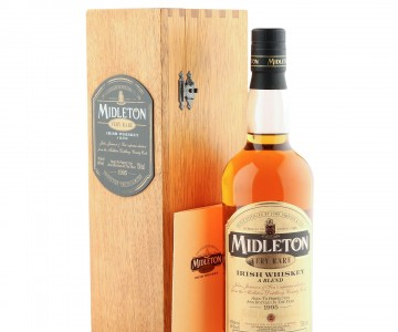 Midleton Very Rare Irish Whiskey, 1995 Bottling with Wooden Box